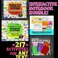Interactive Reading Notebook Fiction and Nonfiction Mega Bundle | Common Core Resources for ELA Teachers | Scoop.it