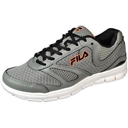 Fila Men's Warp 4 Sneakers,Black,11 M | Best Ru