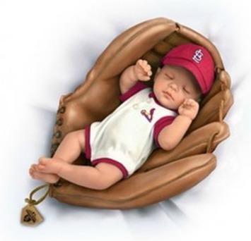 Report: Creepy Babies and Baseball Don't Mix - Blog - CollectorsQuest.com | Kitsch | Scoop.it