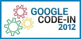 Programa con Google: Concurso Google Code-in 2012 para estudiantes de preparatoria empieza en noviembre | tec2eso23 | Scoop.it