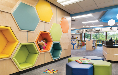 Library Spaces Creating A Learning Commons Scoop It