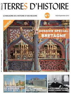 FRANCE TERRES D'HISTOIRE, magazine d'histoire et des régions | E- Presse | Scoop.it