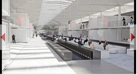 Ces 10 grands chantiers, dont la La Halle Freyssinet,seront ACHEVÉS en 2017 | URBANmedias | Scoop.it