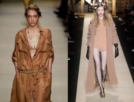 Couleur camel : comment la porter ? | Infos Mode, Beauté , VIP, ragots, buzz ... | Scoop.it