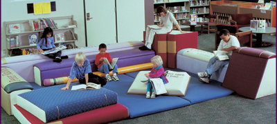 Big Cozy Books | Giant Upholstered Book Furniture | Commerical & Residential | Primary School Libraries | Scoop.it