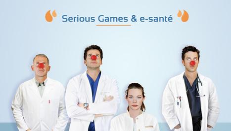 «Serious Games & e-santé» : lancement d'un nouveau blog ultra-spécialisé ! | Auto-formation numérique | Scoop.it