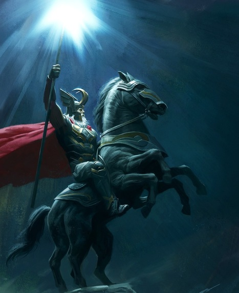 Odin, Óðinn, Woden, Wotan, Wōden, Wôdan | They were here and might return | Scoop.it