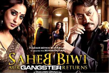 mp4 movie hindi dubbed Saheb Biwi Aur Gangster Returns 2012 download