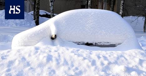 Teini seksiä lunta