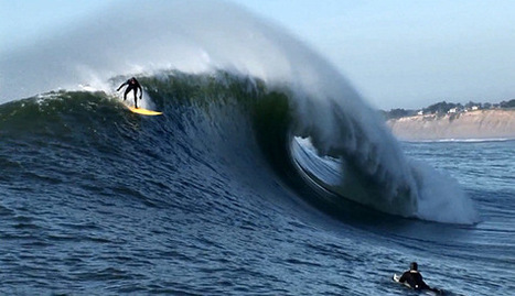 Discovering Mavericks with the real surfers | surf | Scoop.it