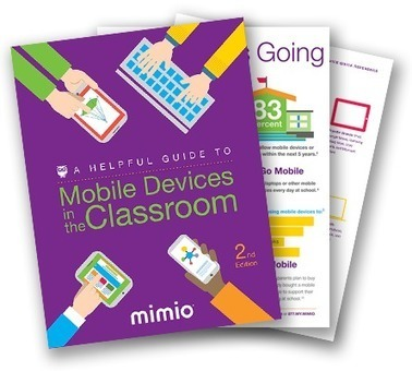 A Helpful Guide to Mobile Devices in the Classroom | Tablets na educação | Scoop.it