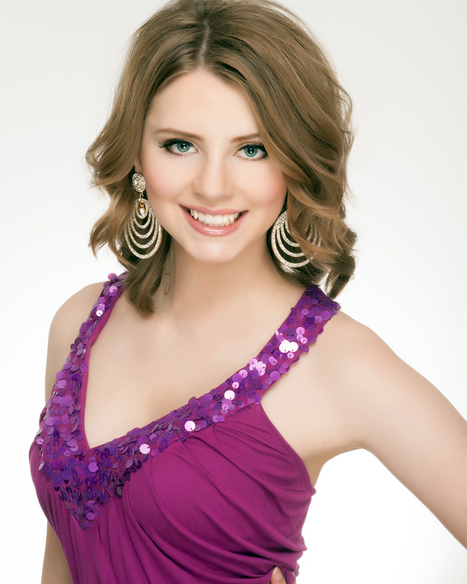 Miss Montana is first autistic contestant for Miss America | Special Needs News | Scoop.it