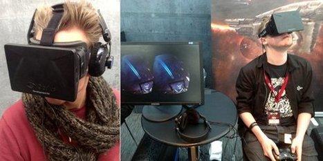 Oculus Rift: realidad virtual para aprender a controlar los miedos - eju.tv | All  in Learning ;Todo en Formación | Scoop.it