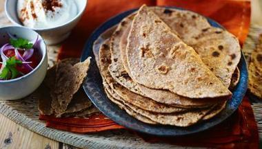 BBC - Food - Recipes : Chapatis | Vegetarian Recipes | Scoop.it