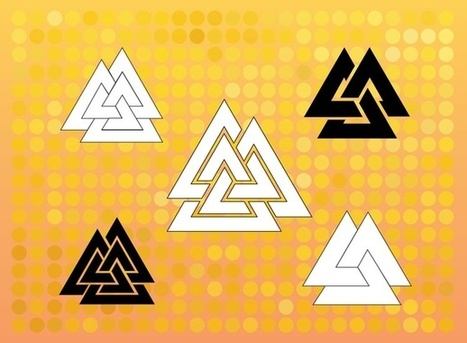 Interlocking Triangles | Graphic Design, Marketing, Business, Web Design | Scoop.it