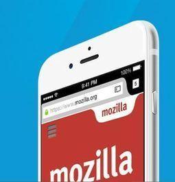 Firefox llega por fin al iPhone   DIGITAL CULTURE   Scoop.it
