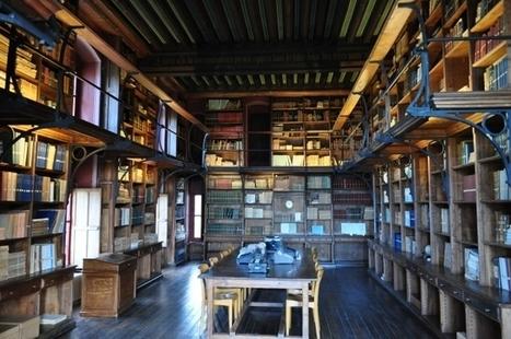 Y a-t-il encore des livres dans les bibliothèques ? / France Inter | Accueil des publics | Scoop.it