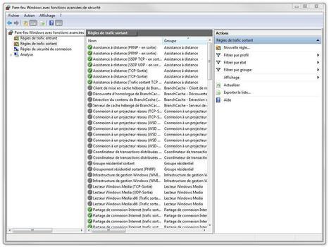 Comment empêcher un programme d'accéder à Internet   Time to Learn   Scoop.it