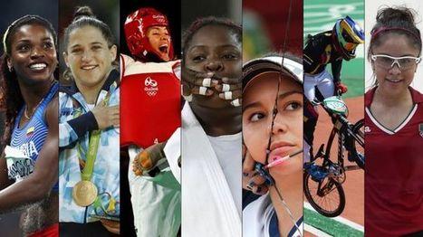 7 deportistas latinoamericanas que son número uno del mundo - BBC Mundo | Ingeniería Biomédica | Scoop.it