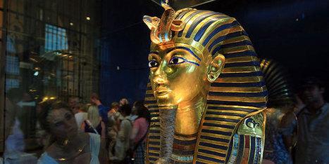 200 objets du trésor de Toutankhamon ont été transférés au Grand Musée égyptien encore en construction | Pre-Modern Africa, the Middle East - and Beyond | Scoop.it
