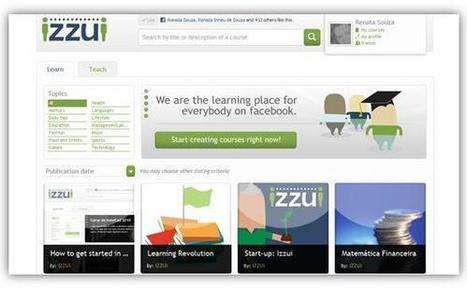 News Izzui, E-Learning App for Facebook, Is Unveiled at TechCrunch Disrupt | Instructional Design and Online Learning | Scoop.it