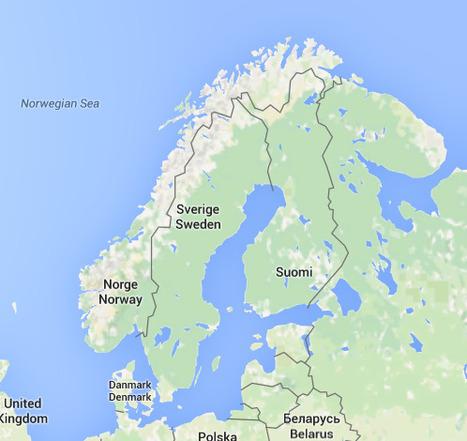 google kartta Levi Kartta Google Maps | Kartta