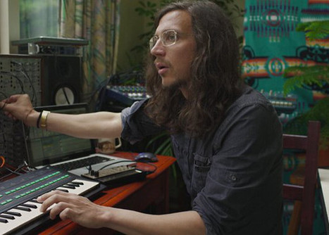 Legowelt creates Amiga 909 drum machine for Ableton | DJing | Scoop.it