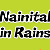 Nainital in Rains