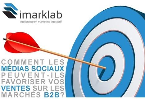 Médias Sociaux et stratégie de branding dans un contexte B2B: Plus utiles qu'ils n'y paraissent ! | Webmarketing & Communication | Scoop.it