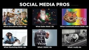 Social Media Pros | What I really do | Scoop.it