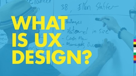 What is UX? User Experience defined in 10 videos   Usability and User Experience   Scoop.it