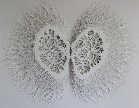 Rogan Brown - Paper Sculptures...   Art for art's sake...   Scoop.it