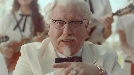 Kentucky Fried Chicken Reconnecting To Their Origin Story + Their Full Name | Just Story It! Biz Storytelling | Scoop.it