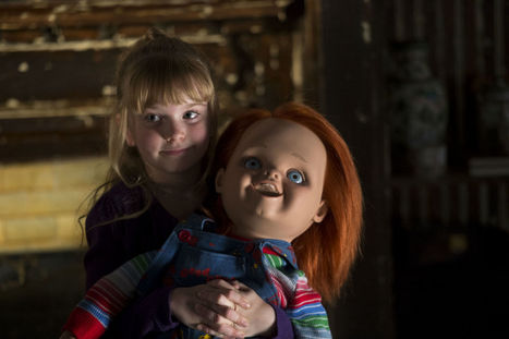 CURSE OF CHUCKY (2013) Red Band Movie Trailer: Bloody 'Good Guys' Doll | Movie Trailer | Scoop.it