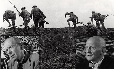 Haunting interviews with WWI veterans to be heard for the first time | British Genealogy | Scoop.it