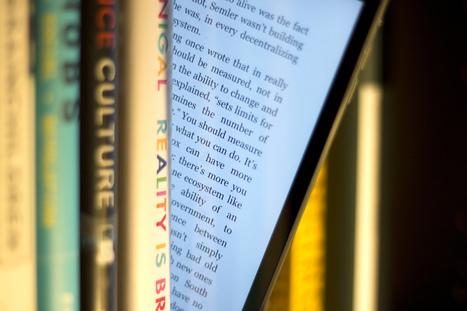 Livre numérique: ce que nous avons raté, pourquoi nous l'avons raté, et comment nous allons changer les choses | L'édition numérique pour les pros | Scoop.it