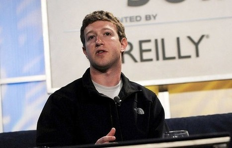 As Mark Zuckerberg turns 30, his 10 best quotes as CEO | Social Content Technology Curation by Newsdeck | Scoop.it