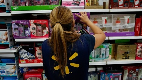 Competitiveness Talks:  Walmart plans to give raises to 40% of its workers | Change Leadership Watch | Scoop.it