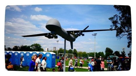 "Erk. My home town, Berkeley, wants to establish a ""no drone zone"" - DIY Drones | geoinformação | Scoop.it"