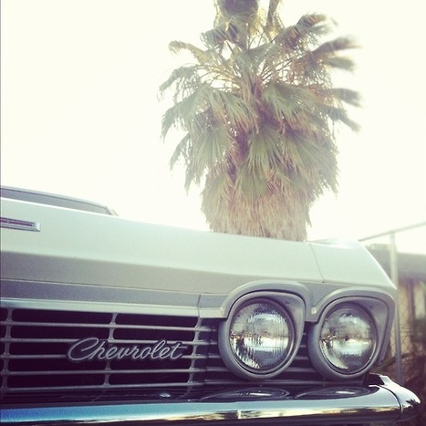 """Chromeography - """"Chevrolet"""" - photos of emblems, badges, logos on cars & other objects   american muscle cars   Scoop.it"""