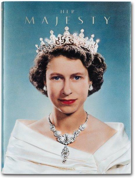 Her Majesty. TASCHEN Books (XL-Format)   JIMIPARADISE!   Scoop.it
