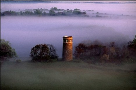 Brouillard sur la tour - Lali | The Blog's Revue by OlivierSC | Scoop.it