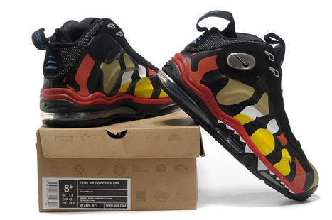 new products 2a6b6 0d35f Nike Total Air Foamposite Max Jurassic for Sale Online