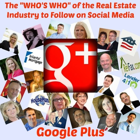 Who in Real Estate Has Influence on Google Plus | Social Media Engagement | Scoop.it