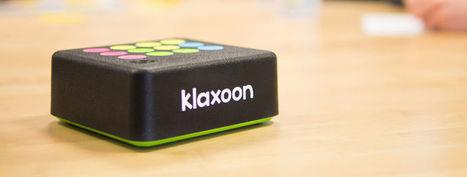 KLAXOON, l'arme fatale  du formateur augmenté ? | It's a geeky freaky cheesy world | Scoop.it