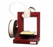 Start Manufacturing at Home with the Afinia 3D Printer | GeekDad | Wired.com | Made Different | Scoop.it