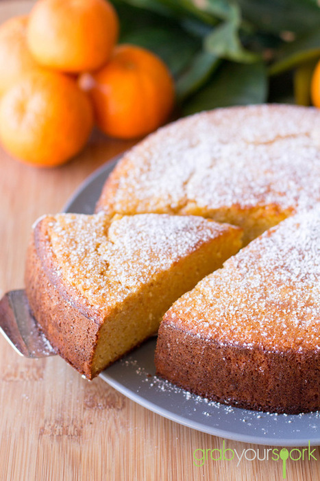Clementine Cake | The Man With The Golden Tongs Hands Are In The Oven | Scoop.it