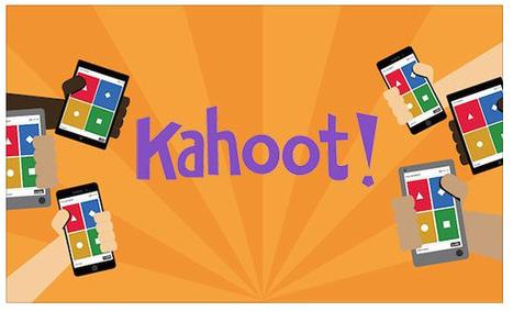 Kahoot en clase, primeros pasos para gamificar el aprendizaje | Apps, Kids & Education | Scoop.it
