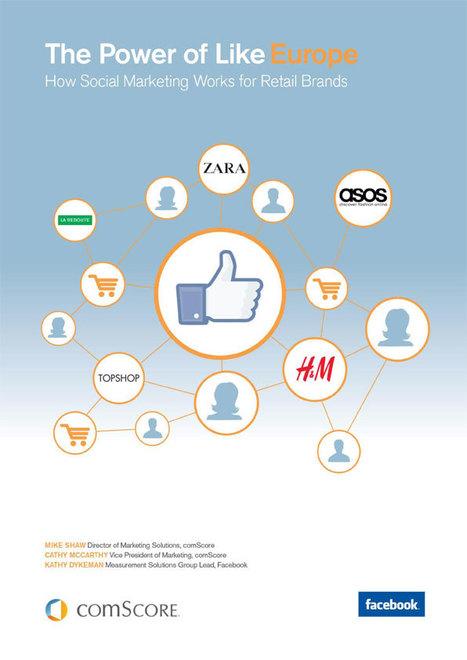 La forza del Like di facebook, il Social Media Marketing nel Retail | InTime - Social Media Magazine | Scoop.it