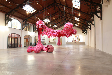 La Patinoire Royale / Joana Vasconcelos | Gender and art | Scoop.it